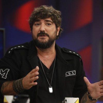 Antonio Orozco hablando de 'La Voz' en 'El Hormiguero'