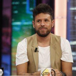 Pablo López hablando en su aparición en 'El Hormiguero'