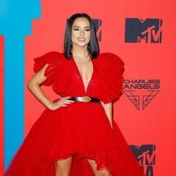Becky G en los Premios MTV EMA 2019 en Sevilla