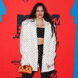 Rosalía en los Premios MTV EMA 2019 en Sevilla
