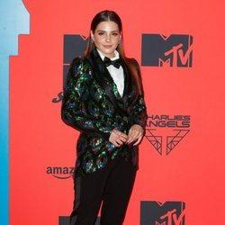 Andrea Duro en los Premios MTV EMA 2019 en Sevilla