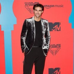 Juan Betancourt en los Premios MTV EMA 2019 en Sevilla