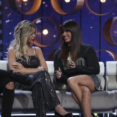 Ylenia y Sofía Suescun en el octavo debate de 'GH VIP 7'