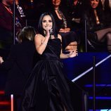 Becky G presentando los MTV EMAs 2019