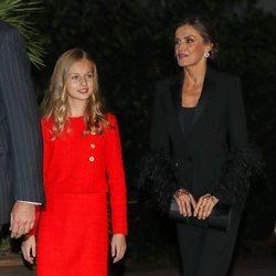 La Reina Letizia y la Princesa Leonor en los Premios Princesa de Girona 2019
