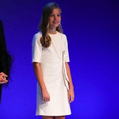 La Infanta Sofía en los Premios Princesa de Girona 2019