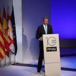 El Rey Felipe en los Premios Princesa de Girona 2019