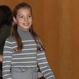 La Infanta Sofía en la jornada 'El talento atrae al talento' de la Fundación Princesa de Girona