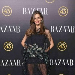 Ariadne Artiles en los premios Harper's Bazaar 2019