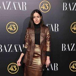 Celicia Suárez en los premios Harper's Bazaar 2019