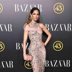 Eugenia Silvia en los premios Harper's Bazaar 2019