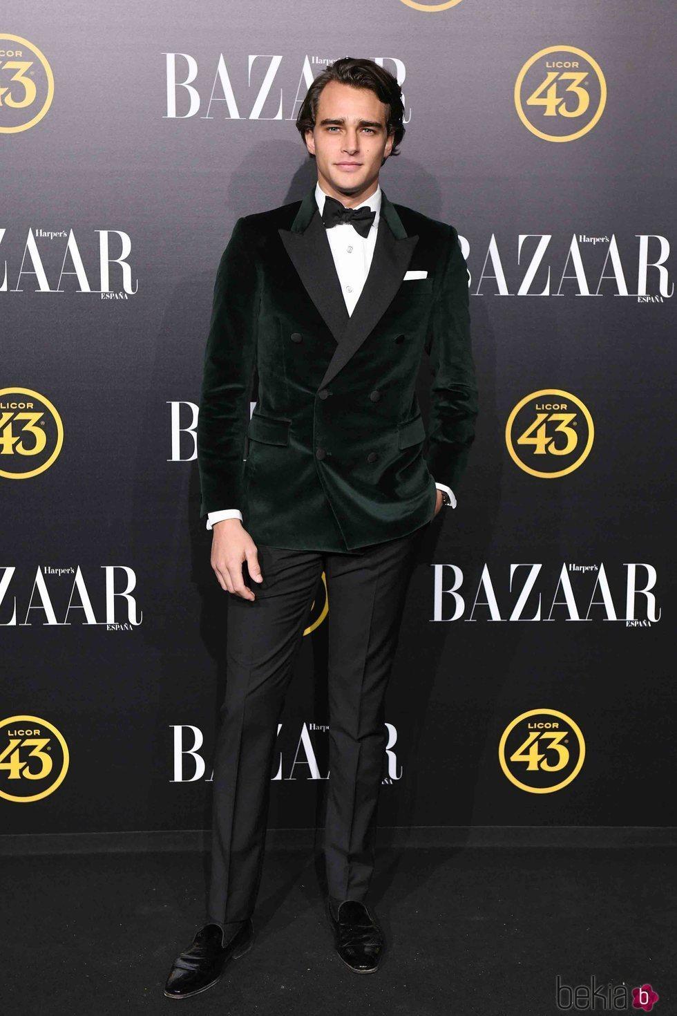Pepe Barroso en los premios Harper's Bazaar 2019