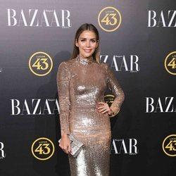 Rosanna Zanetti en los premios Harper's Bazaar 2019