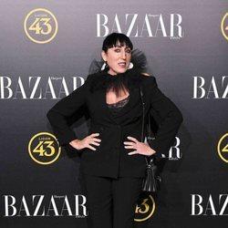 Rossy de Palma en los premios Harper's Bazaar 2019