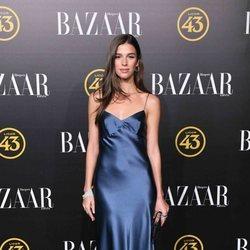 Sandra Gago en los premios Harper's Bazaar 2019