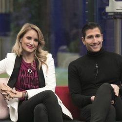 Alba Carrillo y Gianmarco en la gala 10 de 'GH VIP 7'