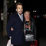 Belén Esteban con Raúl Prieto en la fiesta de su 46 cumpleaños