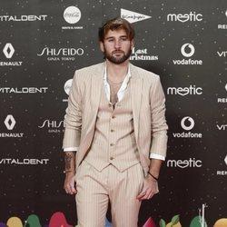 Dani Fernández en Los 40 Music Awards 2019