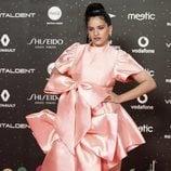 Rosalía en Los 40 Music Awards 2019