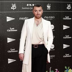 Sam Smith en Los 40 Music Awards 2019