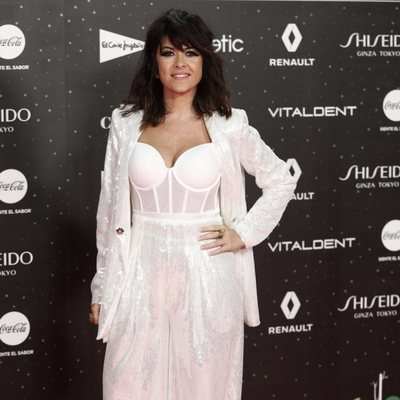 Vanesa Martín en Los 40 Music Awards 2019