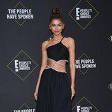 Zendaya en la alfombra roja de los People's Choice Awards 2019
