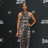 Kelly Rowland en la alfombra roja de los People's Choice Awards 2019