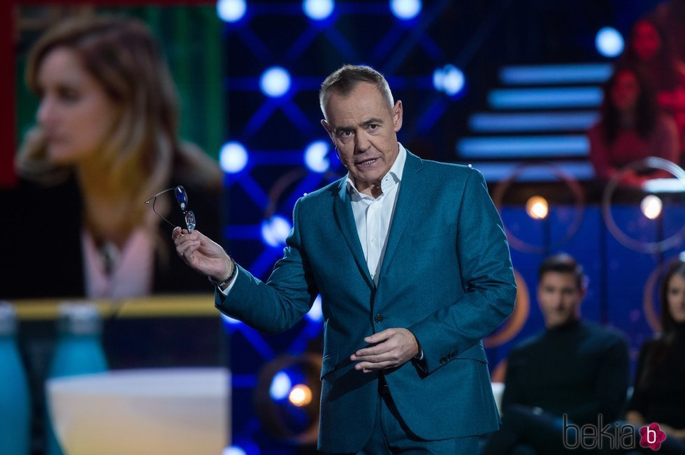 Jordi González en el noveno debate de 'GH VIP 7'