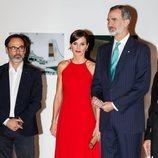 Los Reyes Felipe y Letizia en la exposición 'España y Cuba: Contigo en la distancia' en La Habana