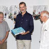 El Rey Felipe en la presentación del libro '500 años de la Ciudad de La Habana' en su Visita de Estado a Cuba