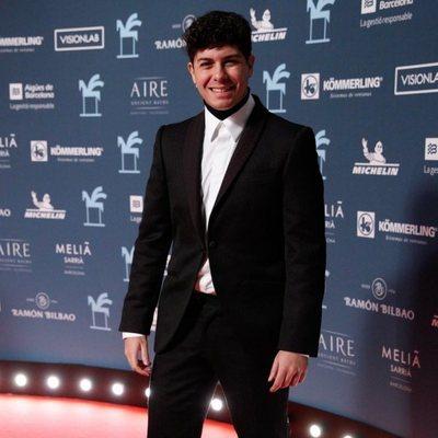 Alfred García en los Premios Ondas 2019