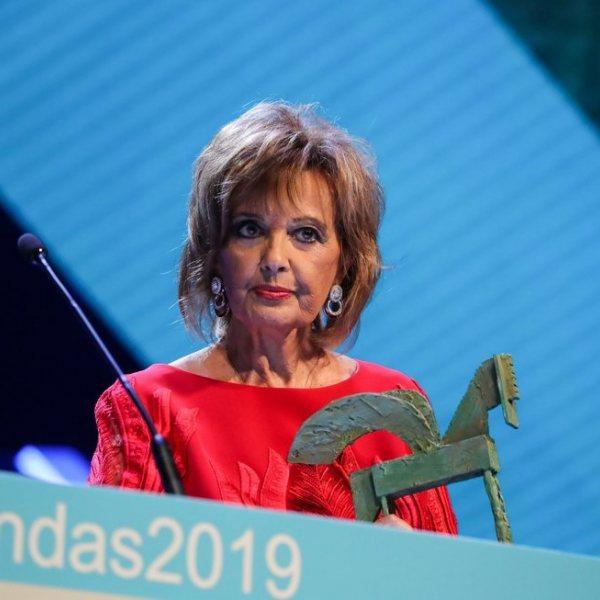 Invitados y galardonados en los Premios Ondas 2019