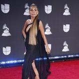 Cami en la alfombra roja de los premios Grammy Latino 2019