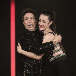 Adara y Maestro Joao se abrazan muy tristes tras su expulsión en la gala 11 de 'GH VIP 7'