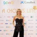 Natalia de Molina en la apertura del teatro de Antonio Banderas, 'Teatro del Soho'