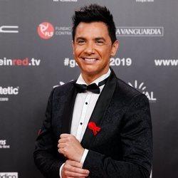 David Civera en la gala People in Red 2019
