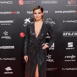 Laura Escanes en la gala People in Red 2019