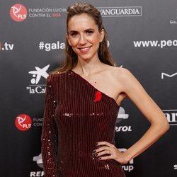 Aina Clotet en la gala People in Red 2019