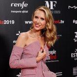 Judit Mascó en la gala People in Red 2019