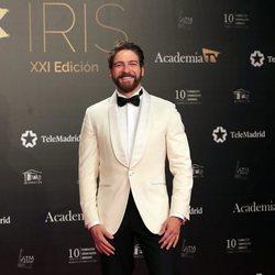 Félix Gómez en los Premios Iris 2019