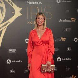Anne Igartiburu en los Premios Iris 2019