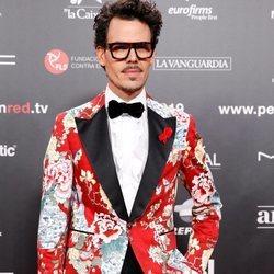 Juan Avellaneda en la gala People in Red 2019