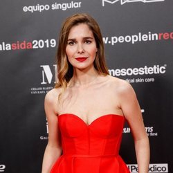 Natalia Sánchez en la gala People in Red 2019