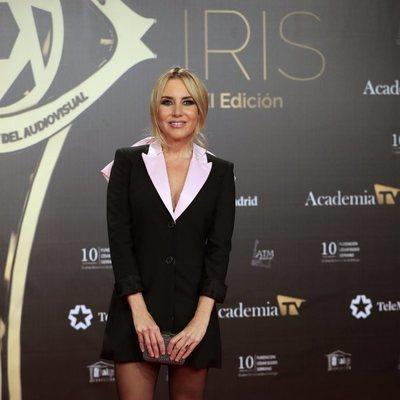 Berta Collado en los Premios Iris 2019