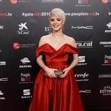 Alba Reche en la gala People in Red 2019