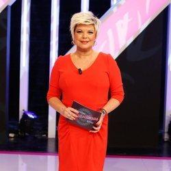 Terelu Campos sustituyendo a Toñi Moreno en 'Aquellos maravillosos años'