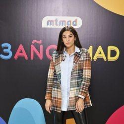 Alma Cortés en la celebración del tercer aniversario de MTMAD