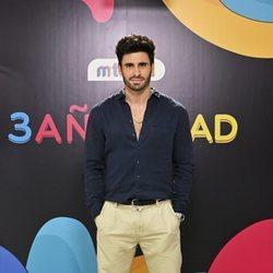 Noel Bayarri en la celebración del tercer aniversario de MTMAD