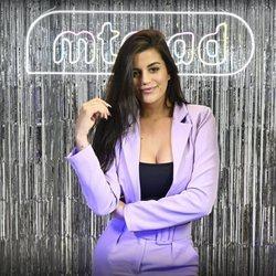 Lola Ortiz en la celebración del tercer aniversario de MTMAD