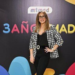 Susana Megan en la celebración del tercer aniversario de MTMAD